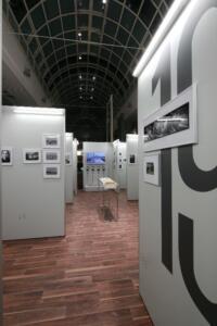 Detail Ausstellungssystem